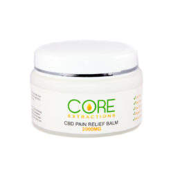 cbd cream 2000mg